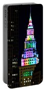 Terminal Tower Rainbow Portable Battery Charger
