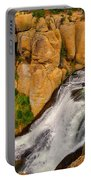 Terraced Falls Portable Battery Charger