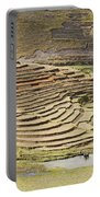 Terraces And Paddy Fields Portable Battery Charger