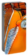Terraplane Grille Portable Battery Charger