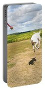 Terrier Levitation Portable Battery Charger