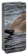 Territorial Canadian Goose Portable Battery Charger