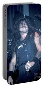 Testament - Chuck Billy Portable Battery Charger