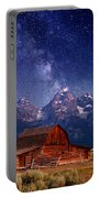Teton Nights Portable Battery Charger by Darren  White