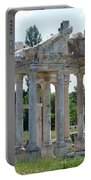 Tetrapylon The Arched Gate Of Aphrodisias Portable Battery Charger