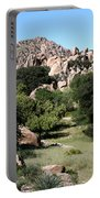 Texas Canyon Landscape Portable Battery Charger