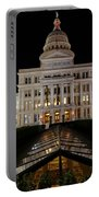Texas Capital Building Portable Battery Charger