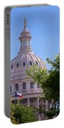Texas Capital Dome Portable Battery Charger