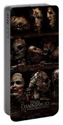 Texas Chainsaw 3d Faces Portable Battery Charger