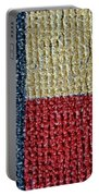 Texas Flag Portable Battery Charger