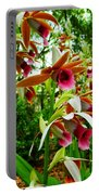 Texas Orchids Portable Battery Charger