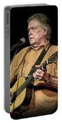Texas Singer Songwriter Guy Clark Portable Battery Charger