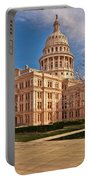 Texas State Capitol Building Portable Battery Charger