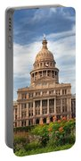 Texas State Capitol II Portable Battery Charger