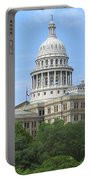 Texas State Capitol Portable Battery Charger