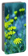Texas Wildflowers V4 Portable Battery Charger