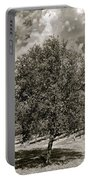 Texas Winery Tree And Vineyard Portable Battery Charger