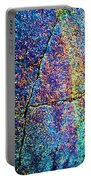 Texture And Color Abstract Portable Battery Charger