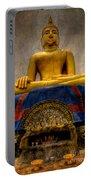 Thai Golden Buddha Portable Battery Charger