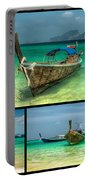 Thailand Longboats Portable Battery Charger