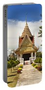 Thailand Temple Portable Battery Charger