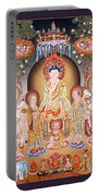 Buddha Art Thangka Portable Battery Charger