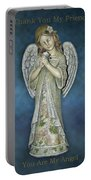 Thank You My Angel Portable Battery Charger