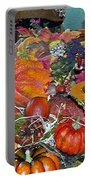 Thanksgiving Remembrance Portable Battery Charger