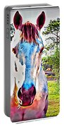 That Horses Face Portable Battery Charger