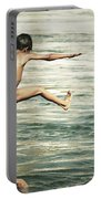 That Was A Great Day Portable Battery Charger
