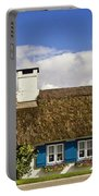 Thatched Country House Portable Battery Charger