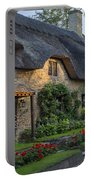 Thatched Roof Portable Battery Charger