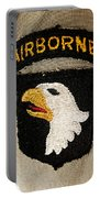 The 101st Airborne Division Emblem Portable Battery Charger