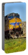 The 5789 Union Pacific Train Portable Battery Charger