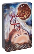 The 7 Spirits - The Spirit Of Wisdom Portable Battery Charger