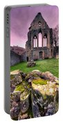 The Abbey  Portable Battery Charger by Adrian Evans