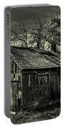 The Adirondack Mountain Region Barn Portable Battery Charger