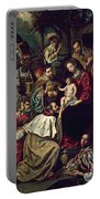 The Adoration Of The Magi, 1620 Oil On Canvas Portable Battery Charger