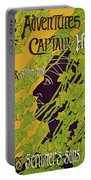 The Adventures Of Captain Horn 1895 Portable Battery Charger