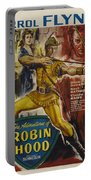 The Adventures Of Robin Hood  Portable Battery Charger