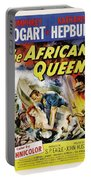 The African Queen  Portable Battery Charger
