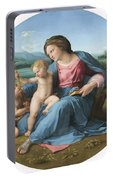 The Alba Madonna Portable Battery Charger