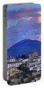 The Alhambra And Granada Portable Battery Charger