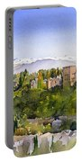 The Alhambra Granada Portable Battery Charger