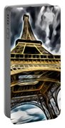 The Amazing Eiffel Portable Battery Charger