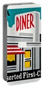 The American Diner  Portable Battery Charger