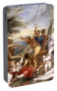 The Andrians A Free Copy After Titian Portable Battery Charger