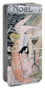 The Angels Kitchen Portable Battery Charger by Eugene Grasset