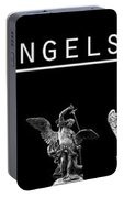 The Angels Of Rome Portable Battery Charger