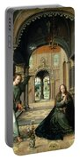 The Annunciation, Early 16th Century Portable Battery Charger